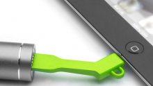 Kleiner, fester und nicht biegsamer Electronic-Key mit USB- und Micro-Anschluss