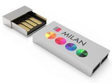 Mini-USB-Stick mit magnetischer Schutzkappe