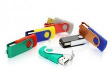 Es stehen 8 verschiedene Farben für den Stickkörper und 6 verschiedene Farben für den Aluminiumbügel zur Verfügung.