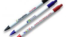 Günstiger Kugelschreiber mit Vollfarbdruck
