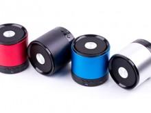 Kleiner und sehr eleganter Bluetooth-Minispeaker