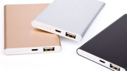 "Powerbank ""Slim"""