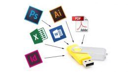 USB-Datenaufspielung
