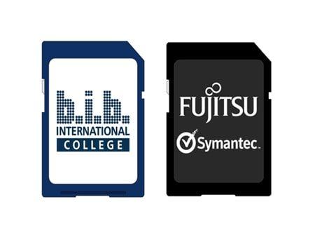 Siebdruck oder farbiger Etikettendruck auf SD-Card möglich