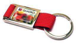 "Schlüsselanhänger ""Quadro"""
