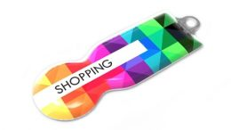 Einkaufswagen-Chip