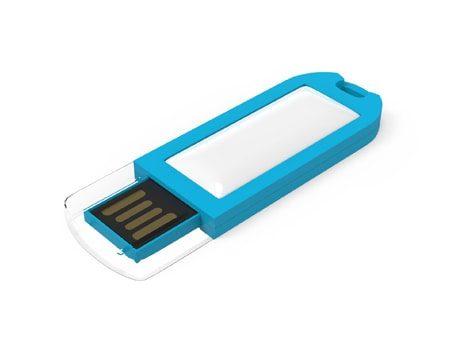 USB Spektrum mit Schutzkappe