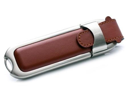 USB-Modell Business mit länglicher Kunstlederzunge