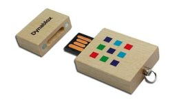 "USB-Modell ""Eco-Wood"""