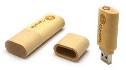 USB Kanada Holz