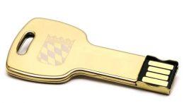 """USB-Key """"Deluxe"""""""