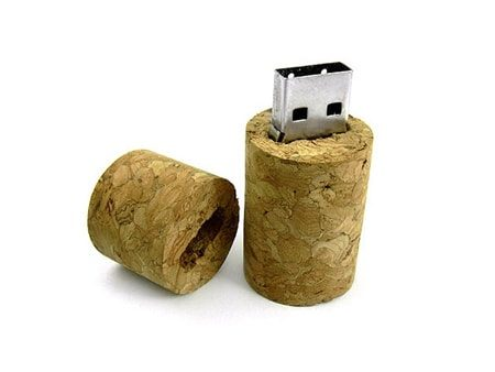 USB-Kork-Stick