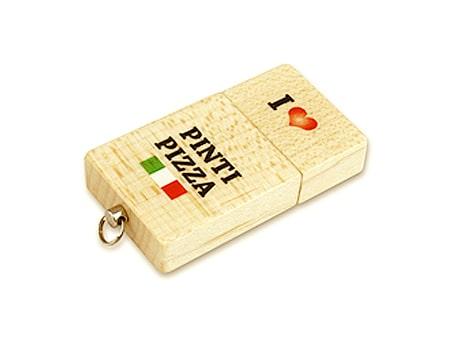 USB-Stick Eco-Wood