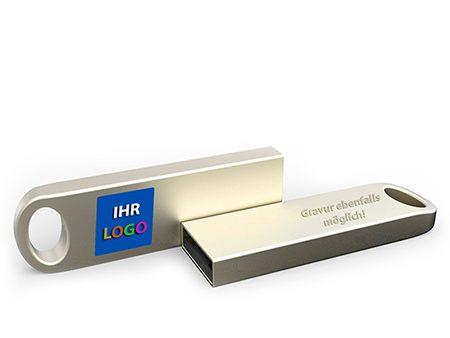 """USB-Modell: """"KOMPAKT-Deluxe"""" mit bis zu 128 GB-Speicher"""