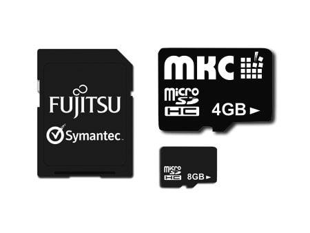 Optional mit oder ohne SD-Card-Adapter