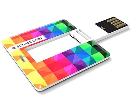 USB-Standard-Quadrat