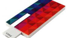 Individuelle quatratische/rechteckige Form-Sticks