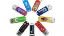 Günstiger USB-Stick in 9 trendigen Farben