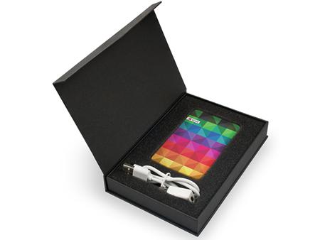 Optional: schwarze passende Stülpdeckelbox