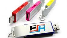Zuverlässiger USB-Flaschenöffner aus Kunststoff
