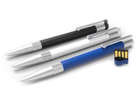 Hochwertiger USB-Kugelschreiber als Werbegeschenk