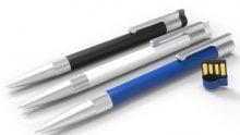 Hochwertige Verarbeitung des USB-Kugelschreibers