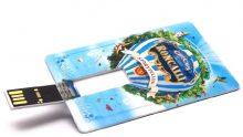 Werbemittelgeschenk USB Visitenkarte