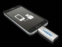 USB- und Micro-USB-Anschluss in einem Gehäuse