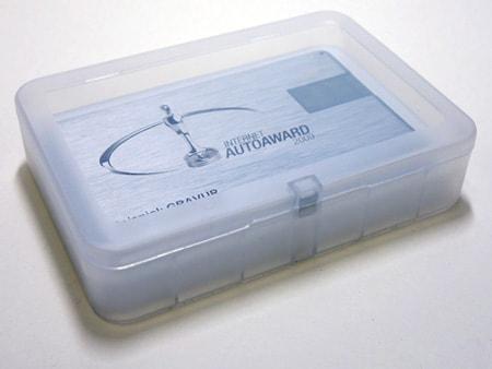 Passende Verpackungen für Ihre USB-Alukarte