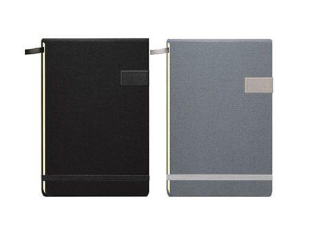 Pocket Notizbuch mit USB-Stick