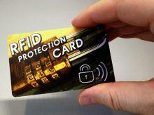Perfekter Schutz vor Datenklau durch Auslesen via Funk