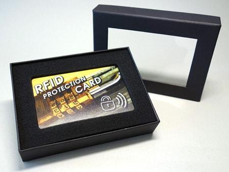 Exklusive Verpackungen für Ihre Antiskimmingkarten