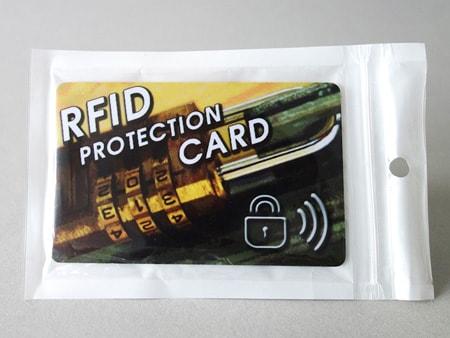 Perfekte Schutzhülle für Ihre persönliche NFC-Blocker-Card