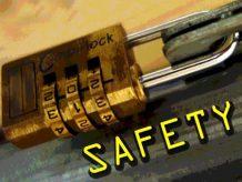 Sicherheits-Gadgets