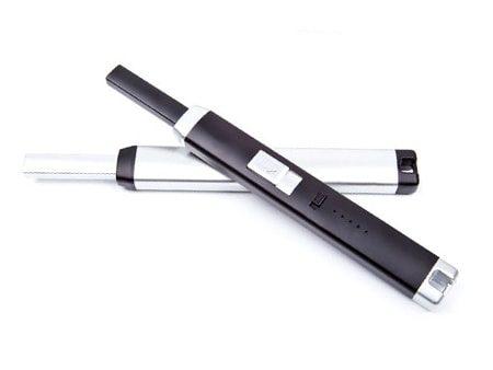 Sturmfestes USB-Stabfeuerzeug als Werbemittel