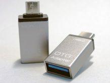Wandelt jeden Standard-USB-Stick zu einem OTG-fähigem Laufwerk um