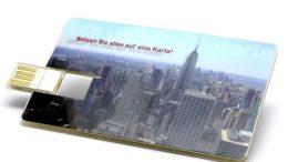 "USB-Visitenkarte ""Fotodruck"""