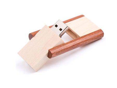 Kombinieren Sie unterschiedliche Holzsorten für Ihren Holz-Stick