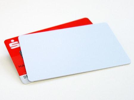 Für den direkten Schutz von Geldkarten