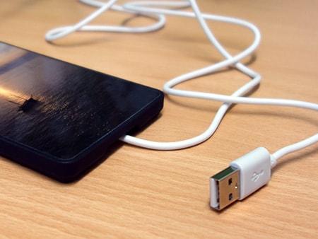 Drahtlose Akku-Ladung für Ihr Smartphone