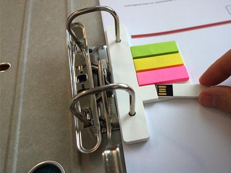 ichere Aufbewahrungslösung Ihres Firmen-Backup-Sticks