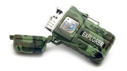 "USB-Feuerzeug ""Trekking"""