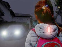 3 verschiedene Licht-Modi: Blinken, Dauerleuchte oder SOS