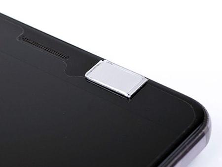 Mini-Webcam-Abdeckung aus Aluminium