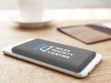 Werbemittel QI-Charger mit Powerbank