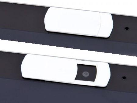 Weißes Mini-Cover mit großer Druckfläche