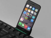 Universalhalterung für alle schmale Tastaturen
