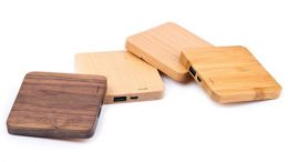 "Powerbank ""Wood-Square"""