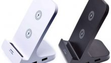 Wireless-Charger mit Fast-Charge-Funktion