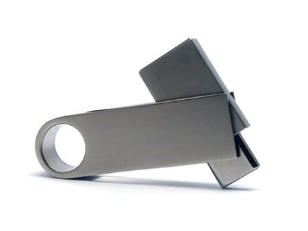 Metall USB-Stick USB-Kompakt Duo